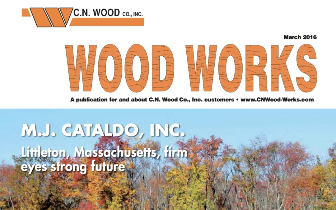 Featured in Wood Works